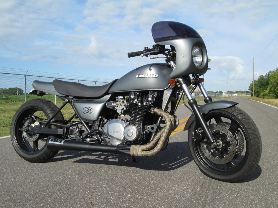 Yamaha Vmax Drag Bike